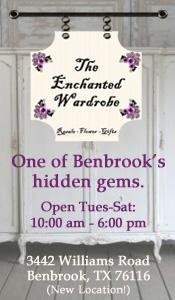 The Enchanted Wardrobe